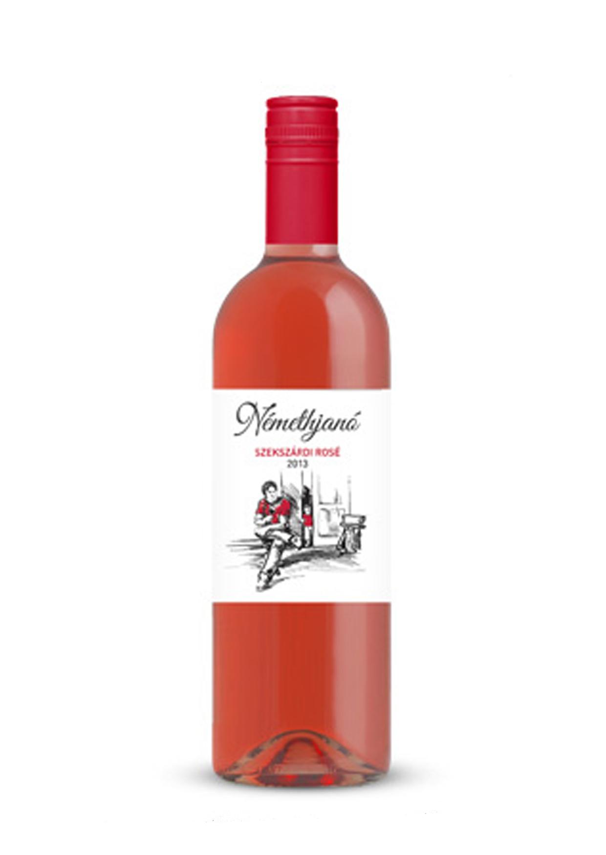 Németh Janó rosé